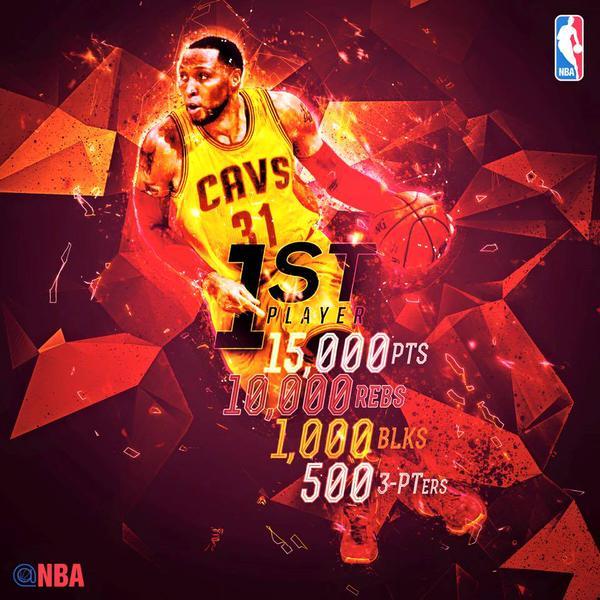 Rekor Shawn Marion di NBA