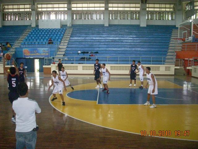 Team yang dilatih oleh Roy Zulfan