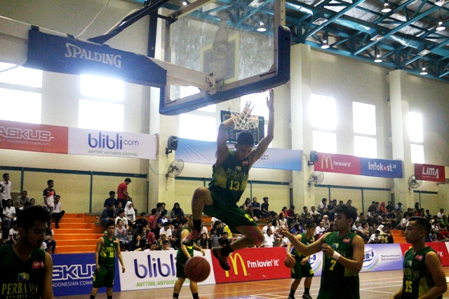Perang Bintang di Playoffs Air Mineral Prim-A Greater Jakarta