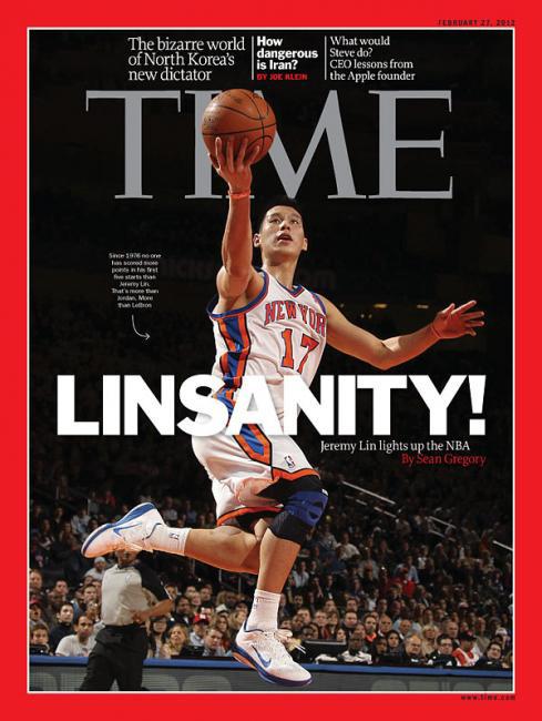 Linsanity di Majalah Time (sumber gambar: www.chuforthought.com)