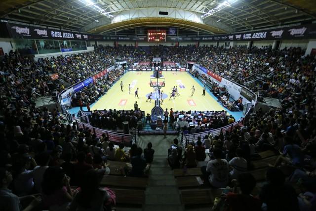 Suasana DBL Arena (1)