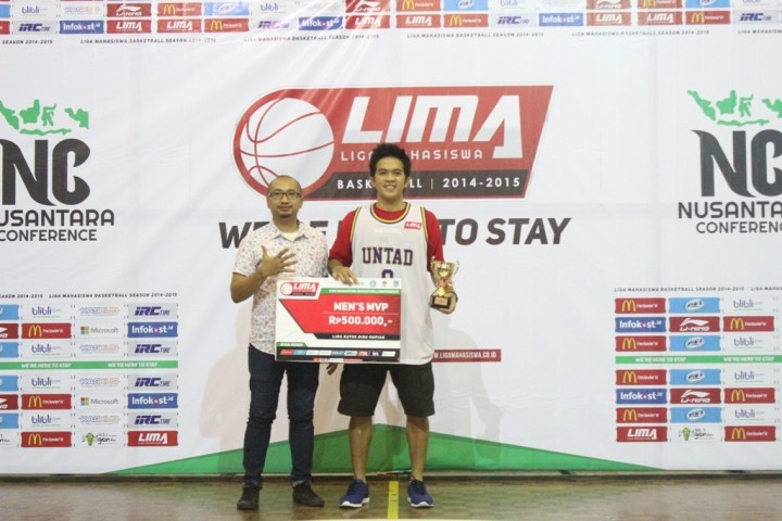 LIMA Basketball Nusantara Conference_MVP 1