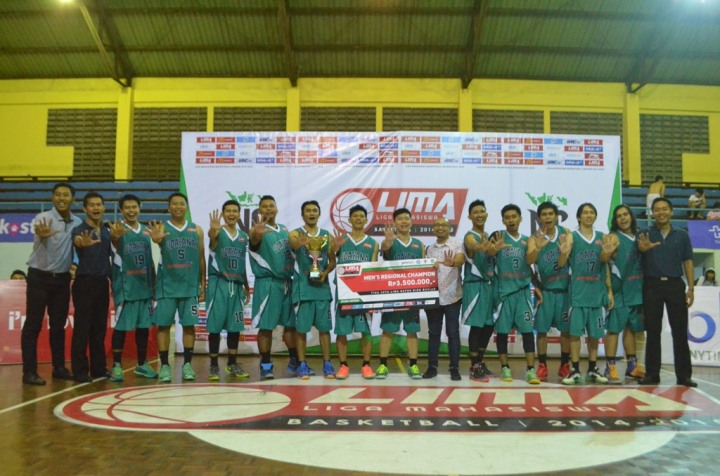 LIMA Basketball Nusantara Conference_Udayana