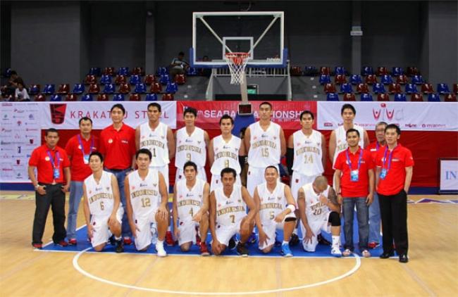 Timnas Basket Putra