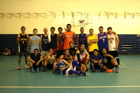 Ghostz Basketball Community