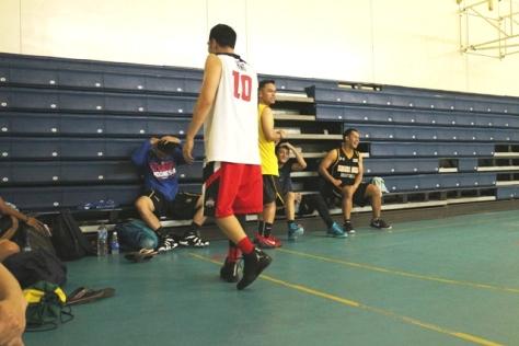 Anak-anak Ghostz Basketball Community selalu seru baik didalam maupun diluar lapangan