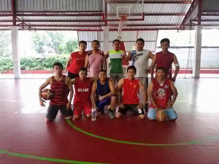 Komunitas basket 86basketballer kota Blitar