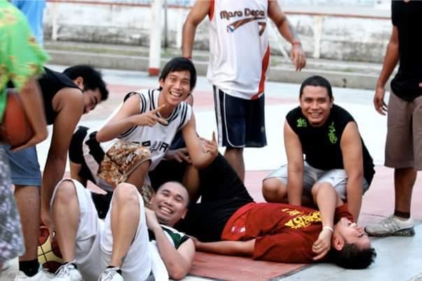 Serunya komunitas basket dari DQ Loewigi