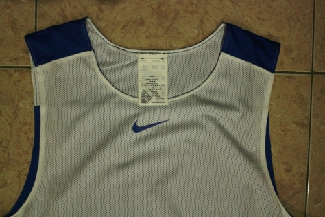 NIKE League Reversible Tank Men's Basketball Jersey (Tampak Detail)