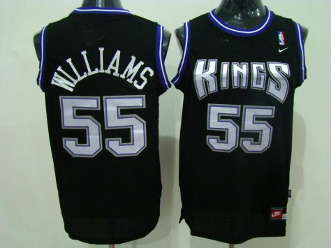 Jersey NBA, Jason Williams