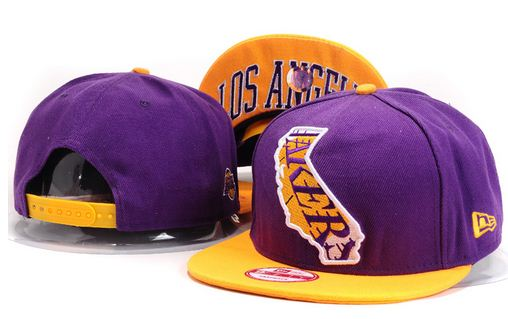 Snapback NBA, Los Angeles Lakers