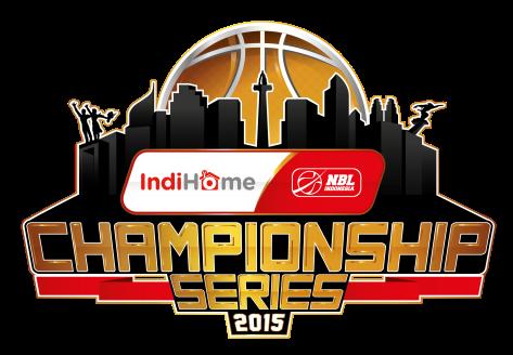 Logo IndiHome NBL Championship Series