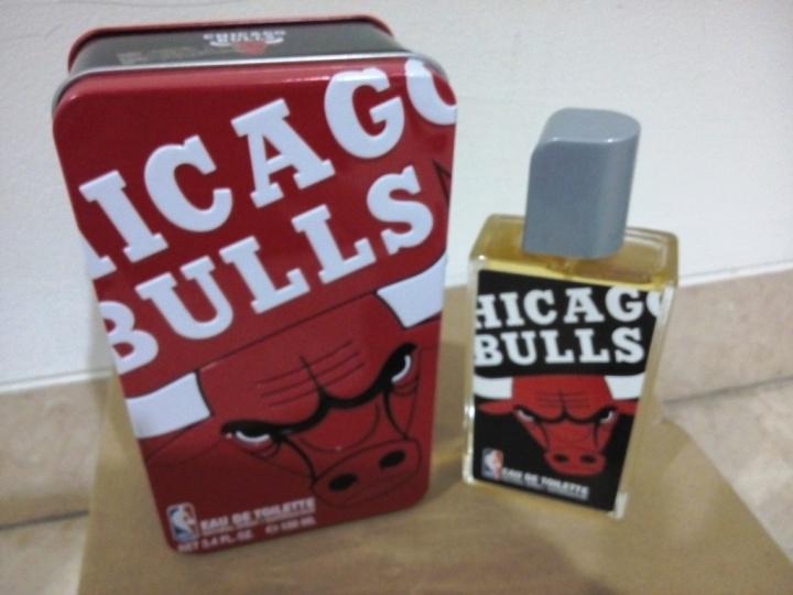 NBA Chicago Bulls Metallic Box EDT 100 ml