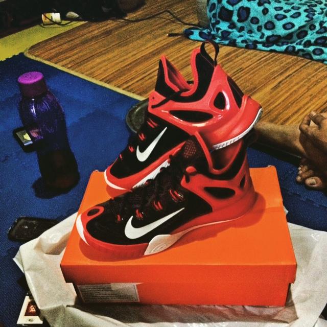 Nike Zoom Hyperrev 2015, kondisi 95%