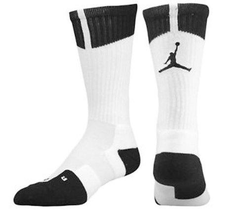 jordan nike hyper elite socks