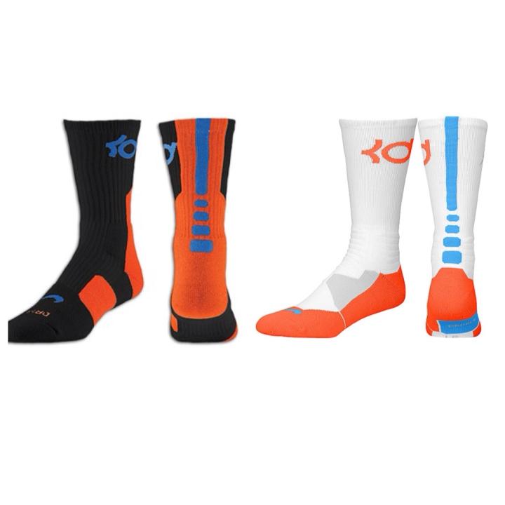 KD nike hyperelite socks