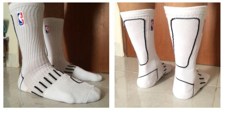 NBA line socks