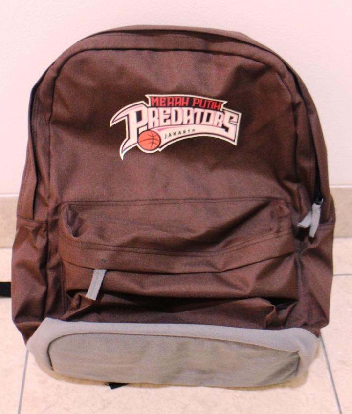 Tas Back Pack MP Predators, Dibandrol seharga 149.000