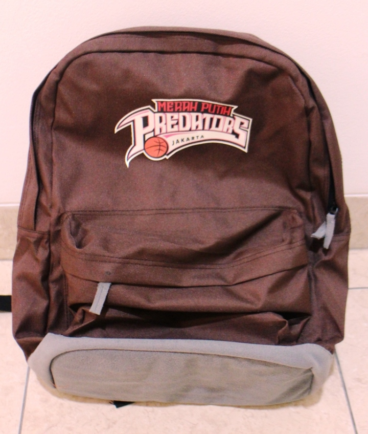 Tas Backpack MP Predator By Injers