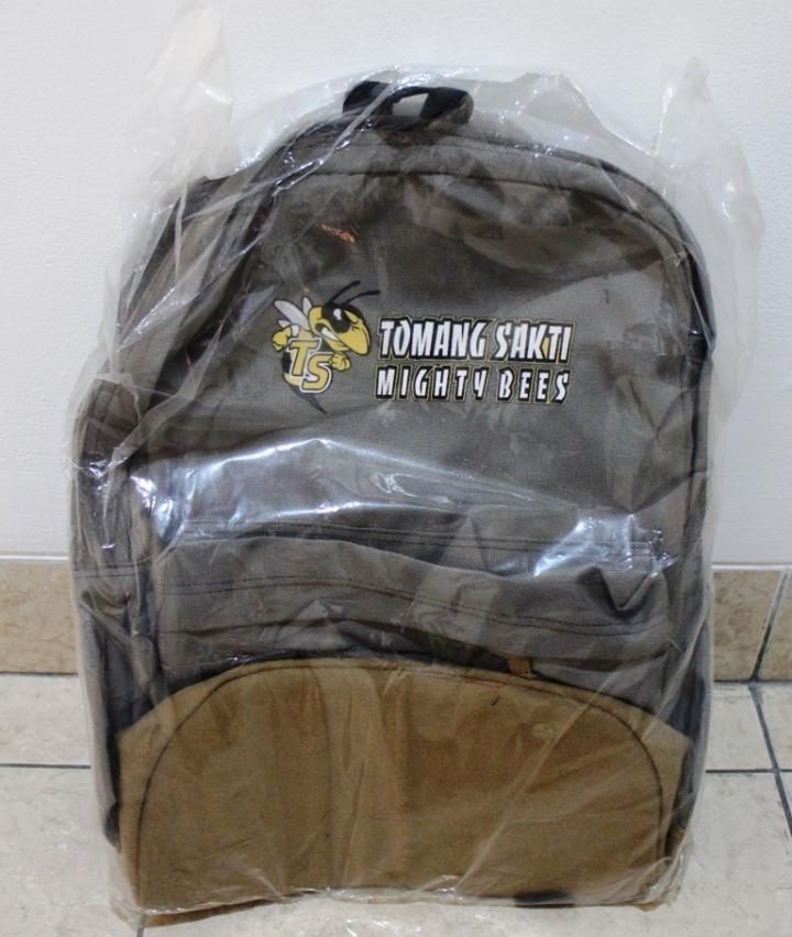 Tas Back Pack Tomang Sakti, Dibandrol seharga 149.000