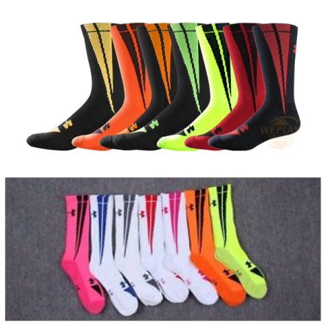UA strip socks