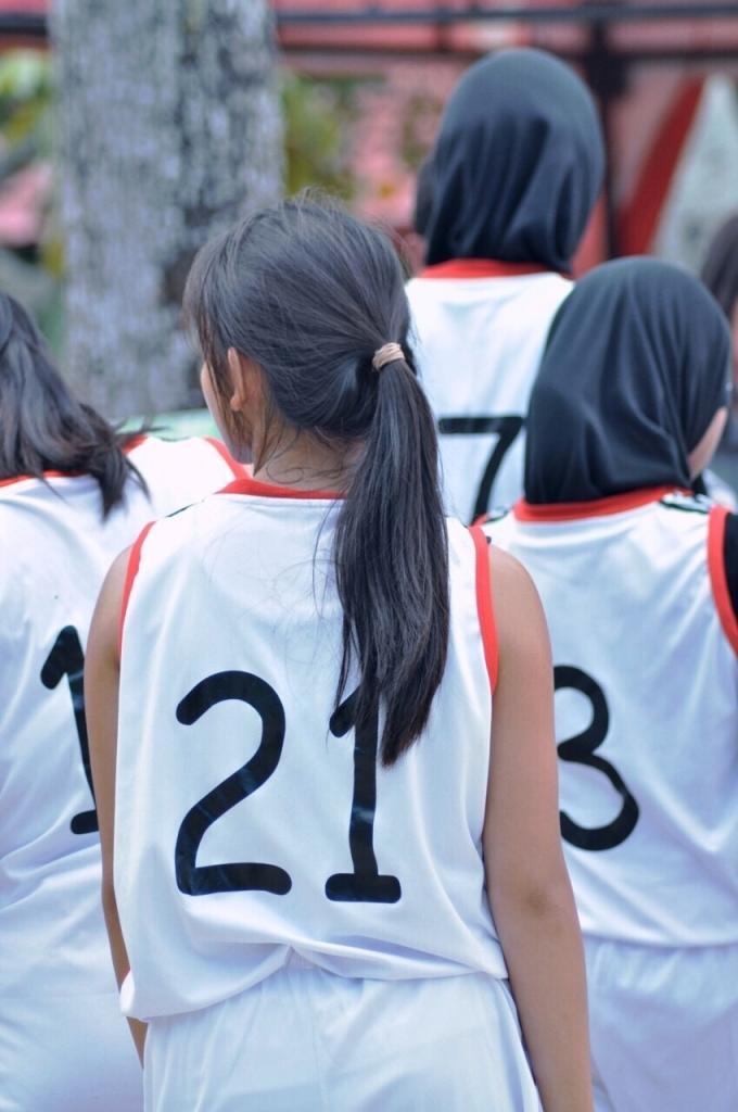 Geralda No punggung 21