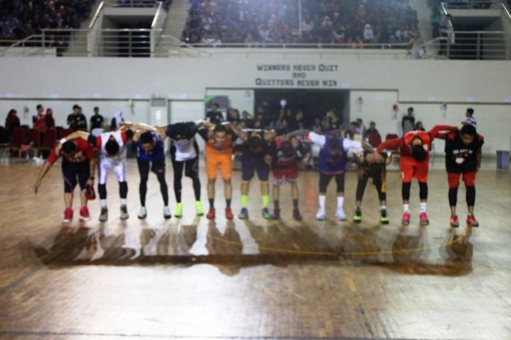 Salam santun dari para ballers profesional Indonesia
