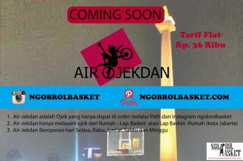 Poster Air-Jekdan