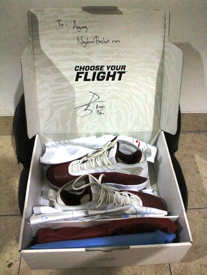Air Jordan 2011 with box sign by Rayi RAN