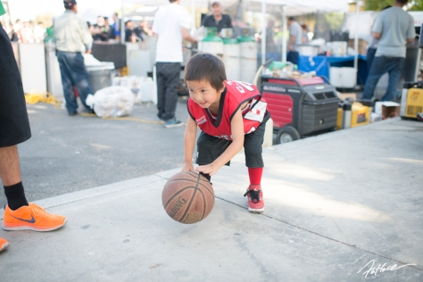 Basketball is Collin Tjin Passion