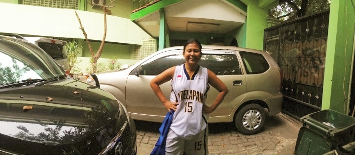Mercy Oktavia: Mejeng dulu sebelum final SMAN 59 cup