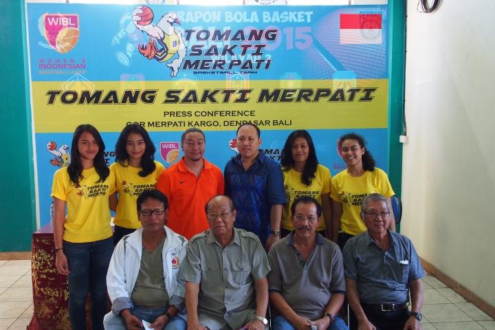 Take over Tomang Sakti Mighty Bees Jakarta, gabungkan 5 pemain asal Bali dan 7 pemain Tomang Sakti