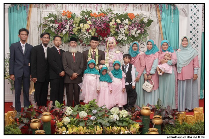 Walimatul 'Ursy (persta pernikahan) Raisa - Azhar  Ahad, 1 Nov 2015 di Tambak Kemangi Resort Ponorogo