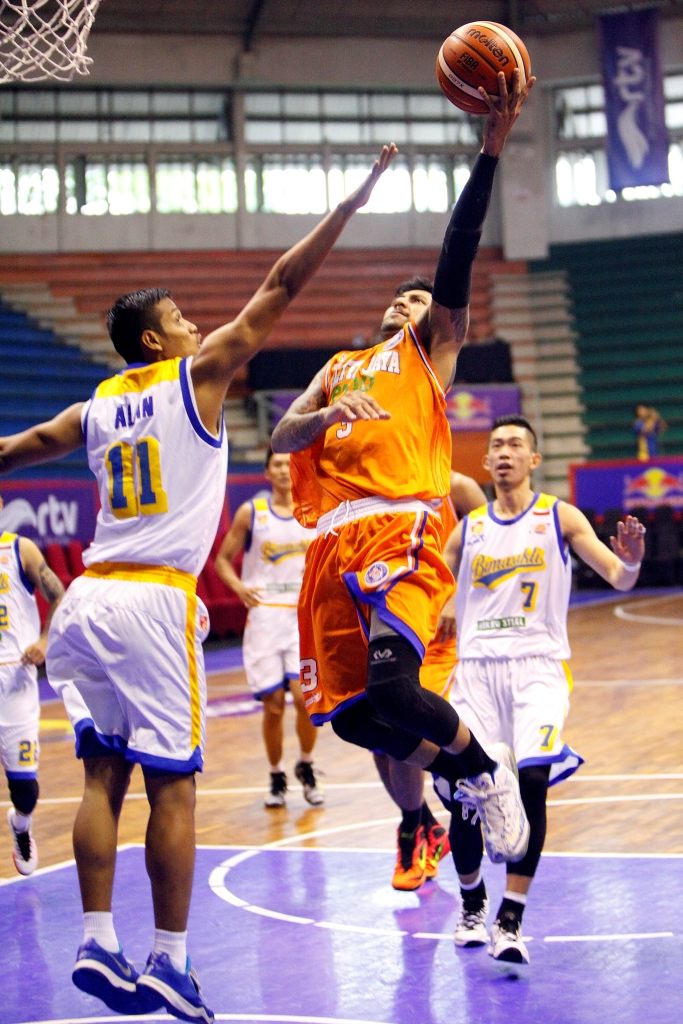Kelly Purwanto Lay Up