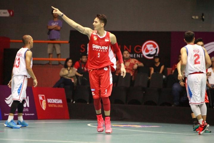 Daniel wenas (5) Garuda Bandung-Dokumentasi IBL