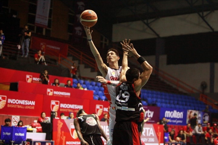 Daniel Wenas Garuda Bandung- Dokumetasi IBL