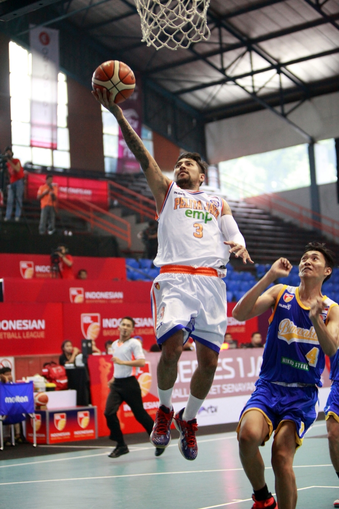 Kelly Purwanto Point Guard Pelita Jaya EMP-Dokumentasi IBL
