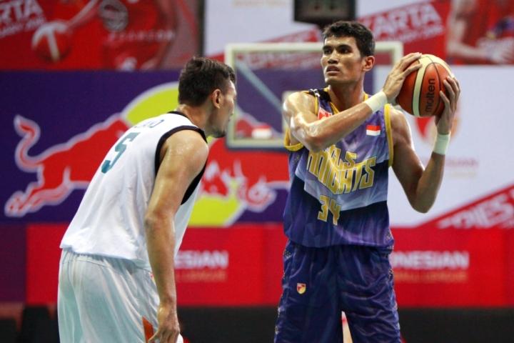 Muhammad Thoyib Comeback di liga basket Indonesia IBL musim ini, membela CLS Knights Surabaya - Dokumentasi IBL
