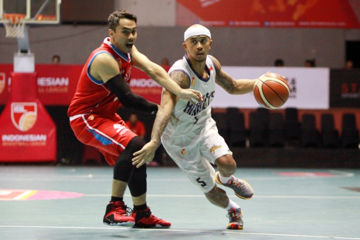 Point Guard CLS Mario Wuysang- Dokumentasi IBL