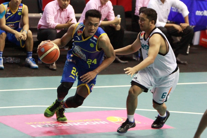 Rookie Satria Muda Pertamina Jakarta-Muhamad Sandy Ibrahim Aziz -SF(24)