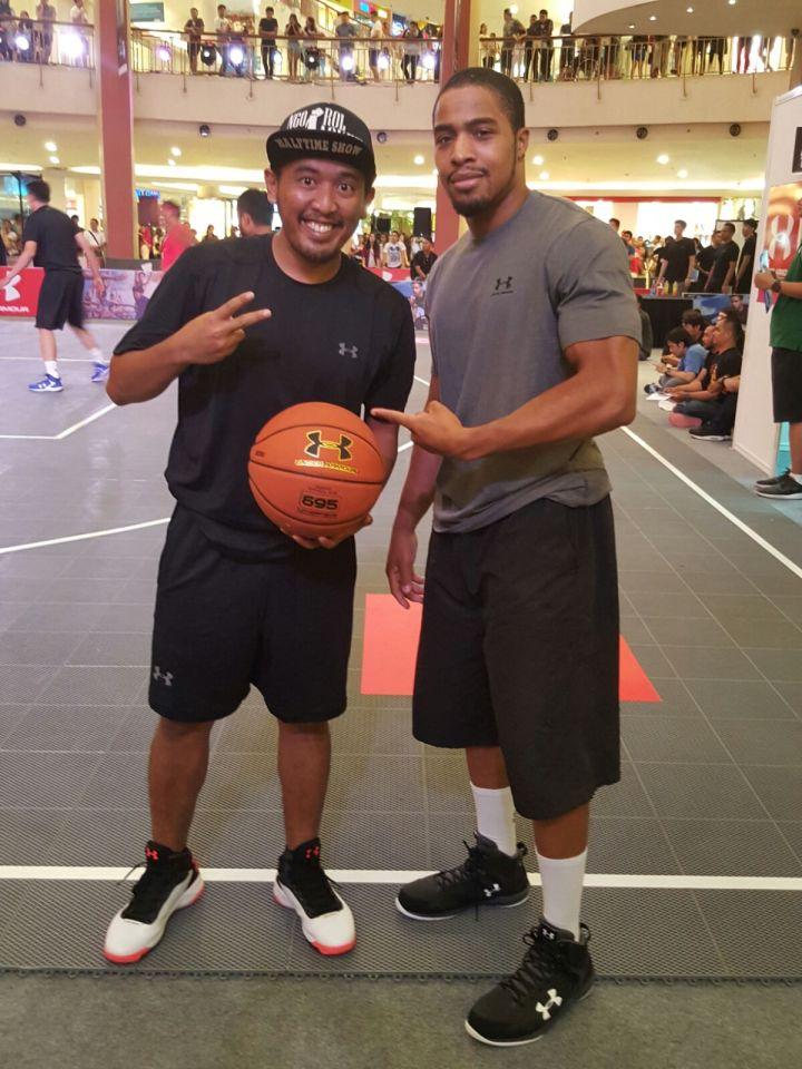 ngobrolbasket bersama Anthony Wayne Cates Jr