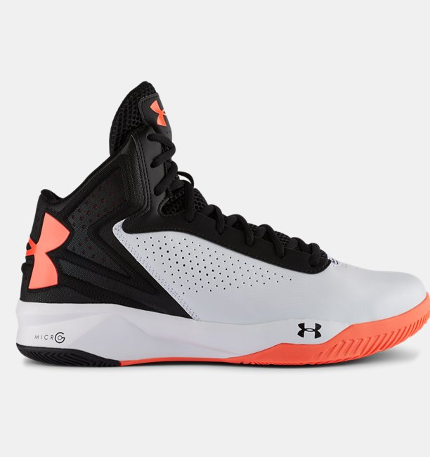 Under Armour Micro G Torch tampak samping