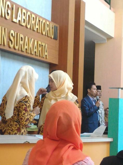 Tes Penerimaan Dosen Tetap di IAIN Surakarta dan UIN Yogyakarta