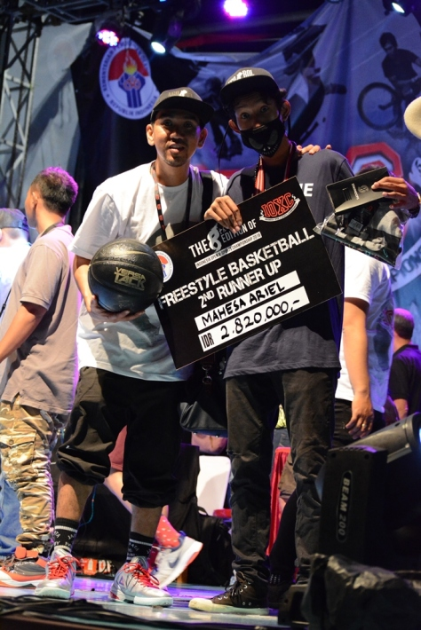 3rd Place TGIF 2016 Mahesa Ariel @echa_wakaiju Infinite Freestyle Depok