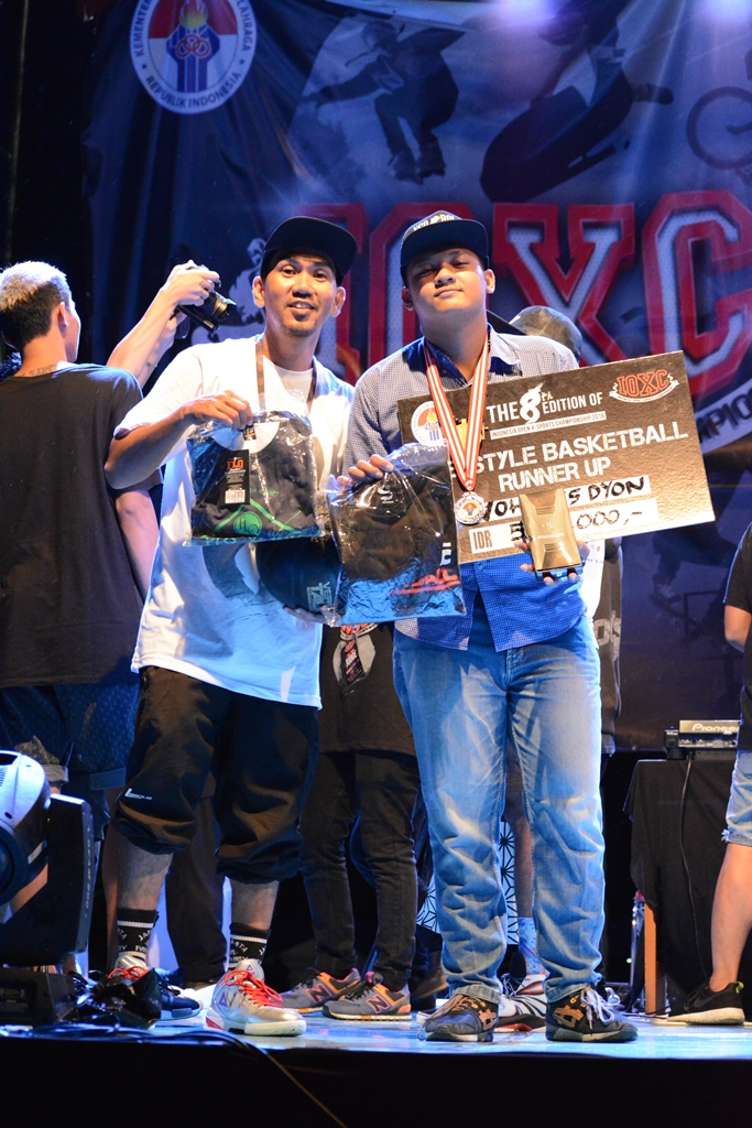 2nd Place TGIF 2016 Yohanes Dyon Undagi a.k.a Big D @bigd.indonesia Kingdom Freestyle Yogjakarta