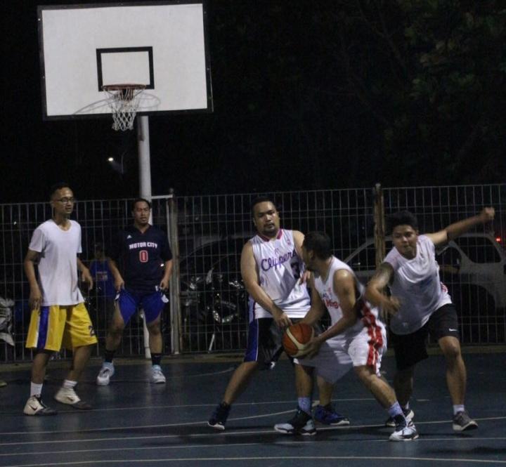 UA Curry 2.5 Erlang Shen saat digunakan bermain dilapangan Outdoor cukup nyaman (Sumber foto: @puguh_yuniantoko)