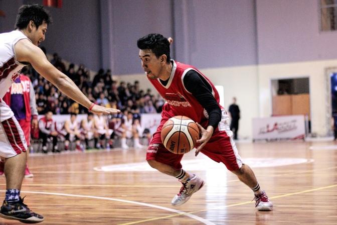 #ALLABOUTCOMMUNITY BATTLE OF CAMPUS: Tempat Berkumpulnya Para Bintang Basket Indonesia