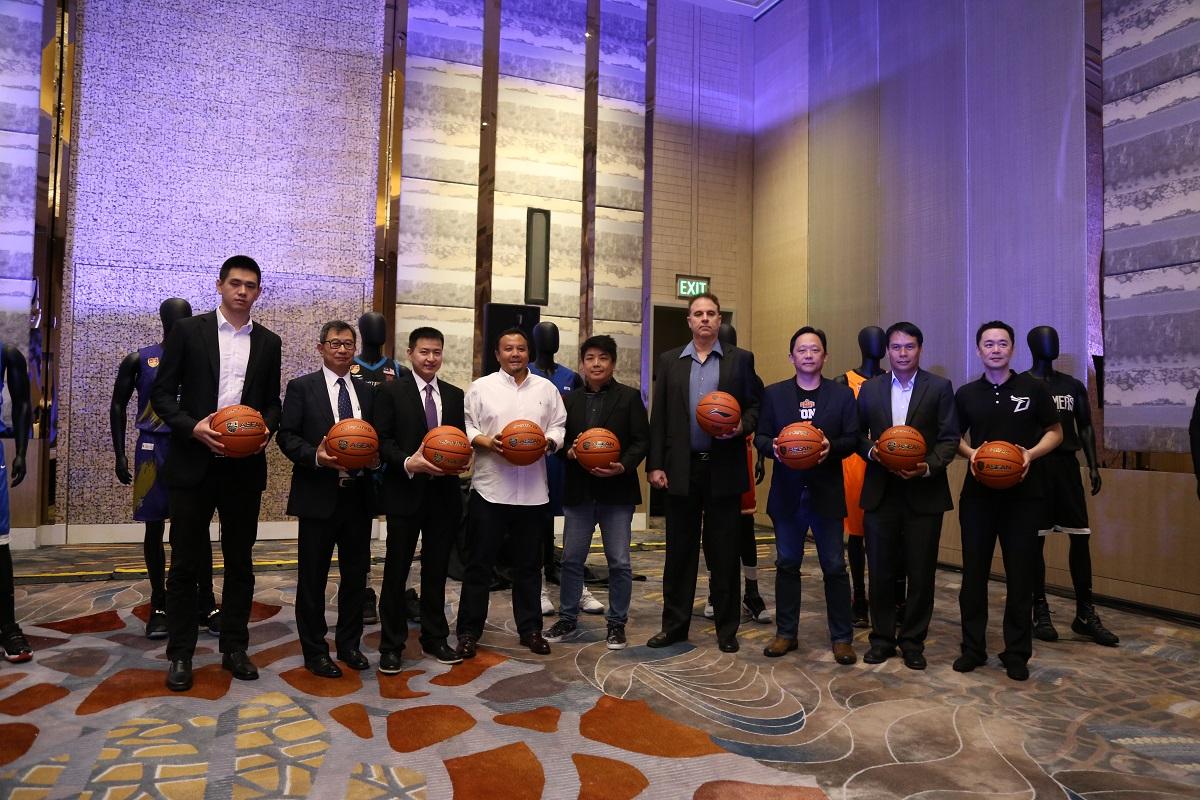 CLS KNIGHTS SURABAYA RESMI BERLAGA DI AJANG ASEAN BASKETBALL LEAGUE 2017-2018